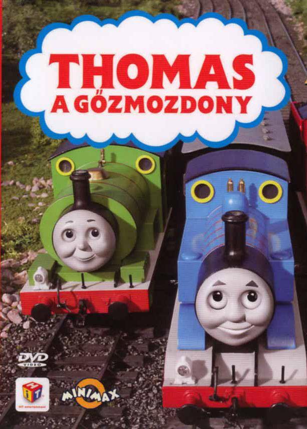 Thomas, a gőzmozdony 1.évad (1984) online sorozat