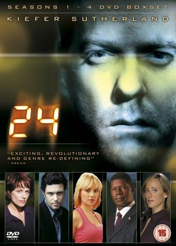 24 1.évad (2001) online sorozat