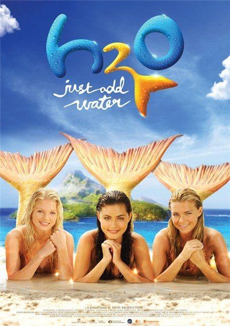 H2O: Sellőmesék 3.évad (2006) online sorozat
