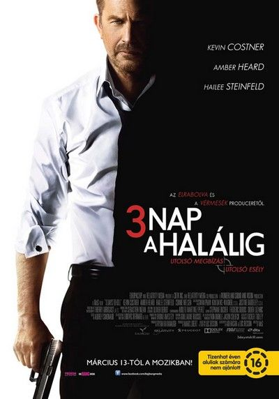 3 nap a hal�lig (2014)