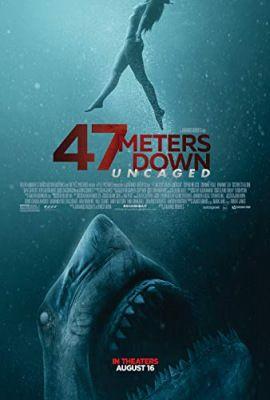 47 méter mélyen 2 (2019) online film