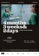 4 hónap, 3 hét, 2 nap (2007) online film