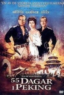 55 nap Pekingben (1963) online film