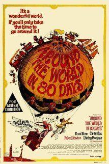 80 nap alatt a Föld körül (1956) online film