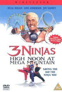 A 3 nindzsa nem hátrál (1998) online film