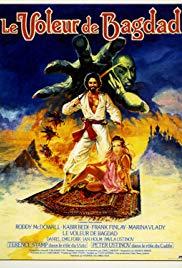 A bagdadi tolvaj (1978) online film