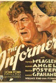 A besúgó (1936) online film