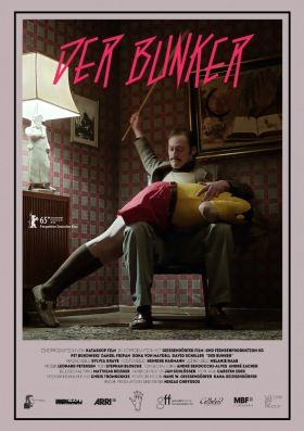 A bunkerbe zárva (2015) online film