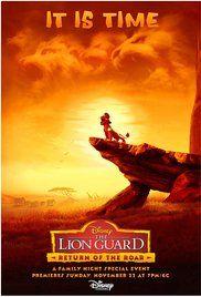 A Büszke Birtok oroszlán őrsége: Kion üvöltése (2015) online film