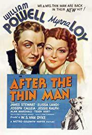 A cingár férfi nyomában (1936) online film