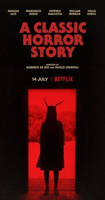 A Classic Horror Story (2021) online film