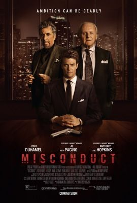 A csal�son t�l (Misconduct) (2016) online film