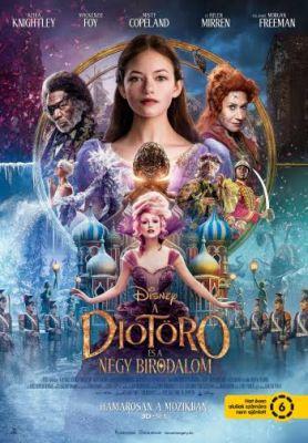 A diótörő és a négy birodalom (2018) online film