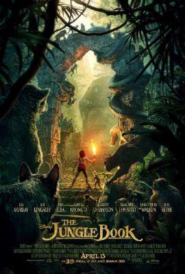A dzsungel könyve (2016) online film