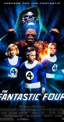 A Fantasztikus Négyes (1994) online film