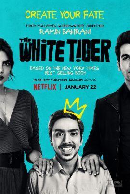 A Fehér Tigris (2021) online film
