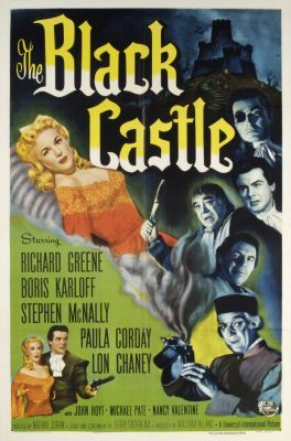 A fekete kastély (1952) online film