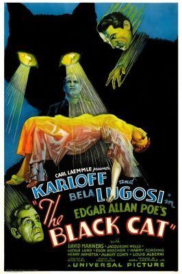 A fekete macska (1934) online film