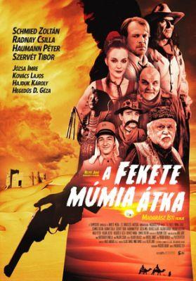 A fekete múmia átka (2015) online film