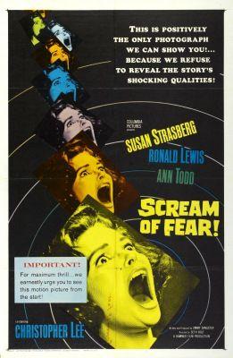 A félelem íze (1961) online film