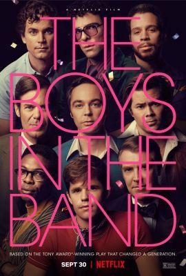 A fiúk a bandából (2020) online film
