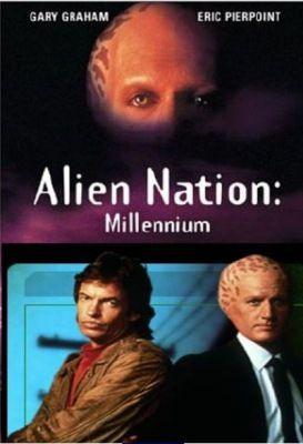 A földönkívüli zsaru 3 - Ezredforduló (1996) online film
