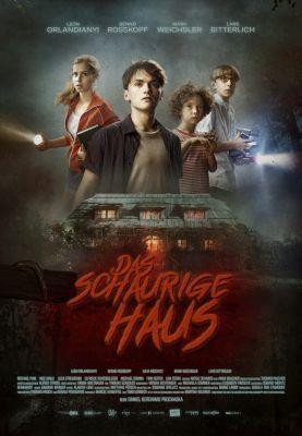 A furcsa ház (2020) online film