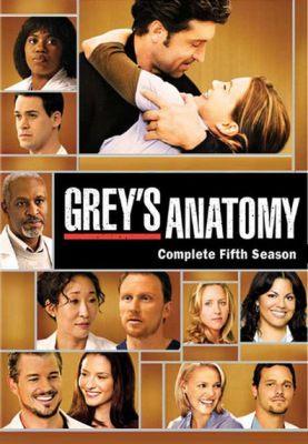 A Grace Klinika 5. évad (2008) online sorozat