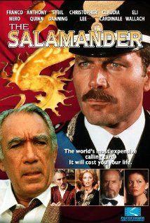 A gyilkos szalamandra (1981) online film
