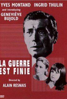 A háborúnak vége (1966) online film
