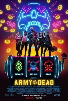 A halottak hadserege (2021) online film