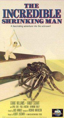 A hihetetlenül zsugorodó ember (1957) online film