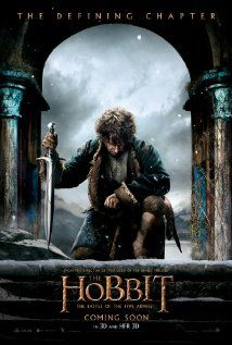 A hobbit: Az öt sereg csatája (2014) online film