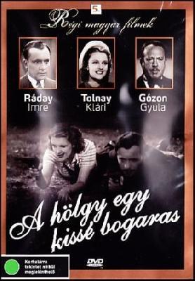 A hölgy egy kissé bogaras (1938) online film
