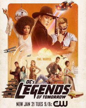A holnap legendái 6. évad (2021) online sorozat