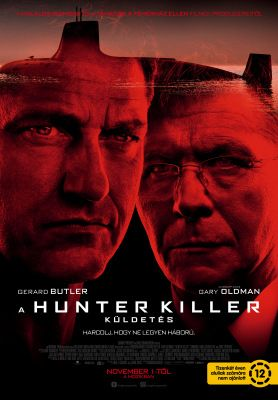 A Hunter Killer küldetés (2018) online film