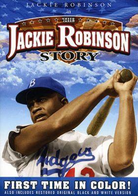 A Jackie Robinson sztori (1950) online film