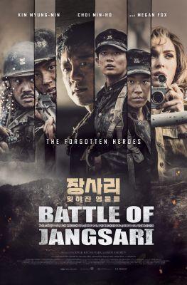 A Jangsari-i csata (Jangsari: Elfeledett hősök) (2019) online film