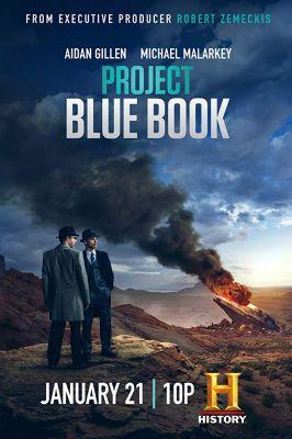 A kék könyv-projekt 2. évad (2020) online sorozat