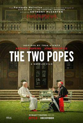 A két pápa (2019) online film
