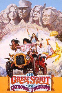A kétbalkezes és az örömlány - Cserkészjátékok (1976) online film
