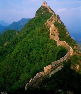 A kínai nagy fal története (2014) online film
