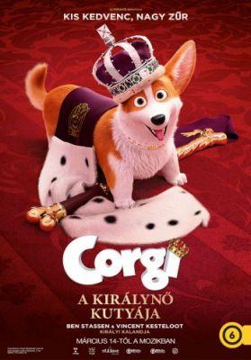 A királynő kutyája (2019) online film