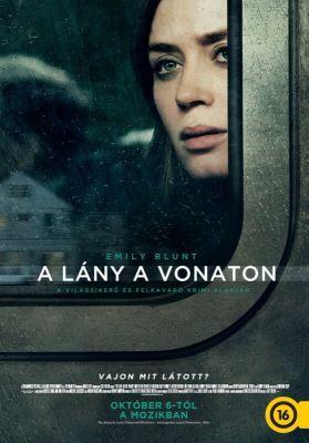 A lány a vonaton (2016) online film