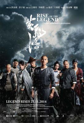 A legenda felemelkedése (2014) online film