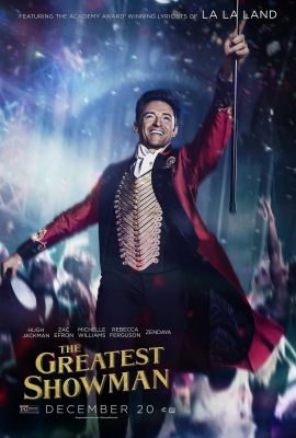 A legnagyobb showman (2017) online film