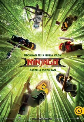 A Lego Ninjago film (2017) online film