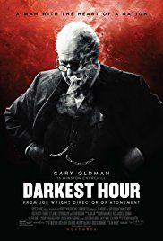 A legsötétebb óra (2017) online film