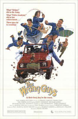 A legutolsó cserkész (1988) online film