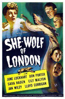 A londoni Farkasnémber (1946) online film